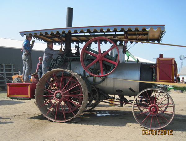 1967 Steam Thresher and Old Settlers Reunion « Cape Girardeau ...