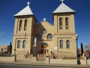 San Albino Church, Mesilla