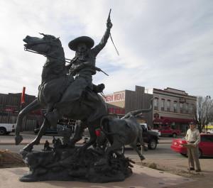 Vaquero in Artesia