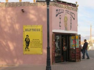 Billy the Kid Store - Web