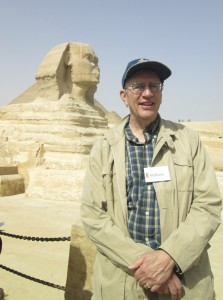 Bill w Sphinx ed