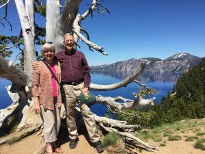 Crater Lake Pose web
