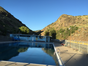 Sylvia's Beloved Swimming Pool