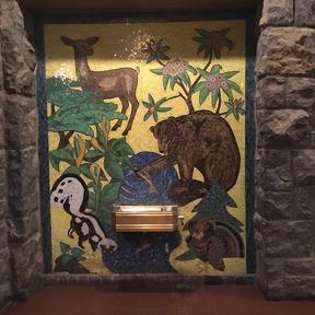 Entrance Mosaic 72