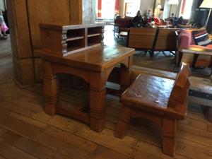 Timberline Desk 72
