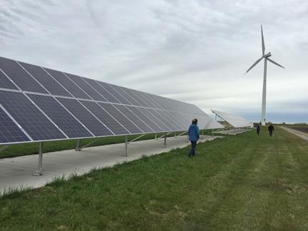 Wind-Solar Farm 72